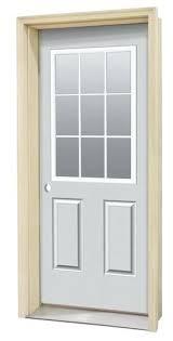 Prehung Exterior Door Home Depot Prehung Front Door Prehung Exterior Doors Home Depot Hfer