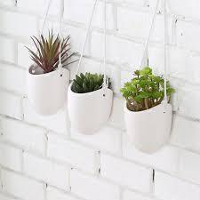 flower pot sale furniture make hanging planter plastic hanging plant holders