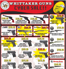 best gun deals for cyber monday the gazette review