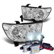 2010 toyota tundra tail light bulb replacement hid xenon 07 13 toyota tundra sequoia replacement crystal