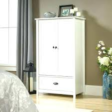 clothes storage cabinets with doors small white wardrobe closet large size of white wicker wardrobe