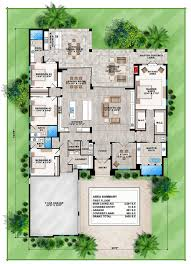 florida retreat 86037bw architectural designs house plans