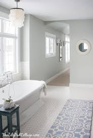 Cottage Bathroom Design Colors Master Bathroom Decor Master Bathrooms Benjamin Moore And