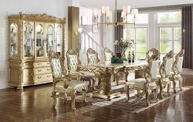 casual dining room chairs meridian meridian furniture bennito 9pcs casual dining room set in