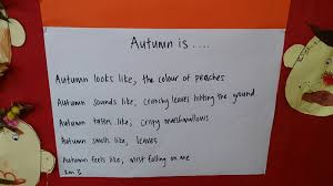 autumn writing paper manaia view school library autumn leaves week 2 term 2 we talked about autumn read some amazing autumn poems from paula green s book she visited us last year wrote a class poem and then created incredible