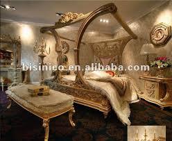 letto a baldacchino antico lusso europeo in stile francese da letto a baldacchino mobili set