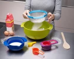 joseph nesta plus piece nesting bowl set nesta plus