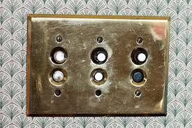 craftsman style light switches push button switches making it lovely