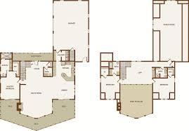 log cabin floor plans with basement log cabin house plans home design 1741 modern homes floor de