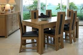 chaises salle manger pas cher table manger bois a manger en table a manger bois clair pas cher