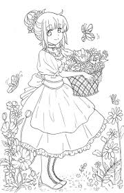91 best devianart mangas images on pinterest coloring books