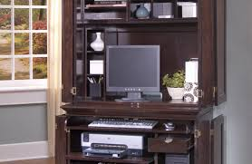 Narrow Computer Desk With Hutch Uncommon Design Small Narrow Desk Wow Modern Wood Writing Desk