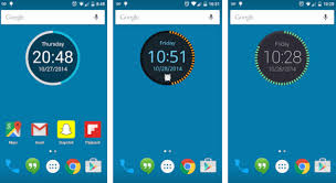 cool android widgets 10 best clock widgets for android 2018 android booth