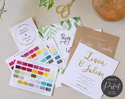 wedding invitations australia wedding invitations etsy au