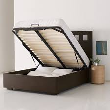 pivot storage bed frame from west elm storage storage beds and