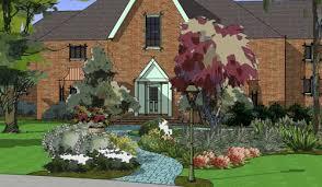 home landscape design tool landscape design tool the lovely plants