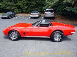 1969 convertible corvette 1969 corvette convertible for sale at buyavette atlanta