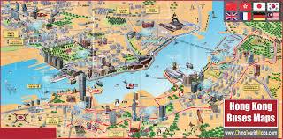 best tourist map of map of hong kong routes http www chinawifi info hong kong