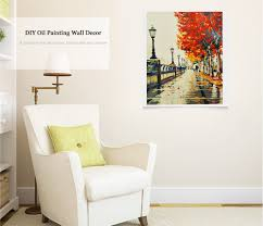 I Love Diy Home Decorating by Autumn Love Diy Digital Oil Painting Art Wall Decor 7 63 Online