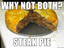 Steak And Bj Meme - can t decide if steak and a bj day or pi day adviceanimals