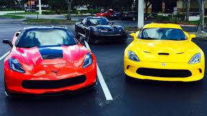 viper or corvette 2016 chevrolet corvette z06 vs dodge viper acr vs porsche 911 gt3