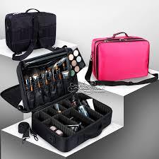 hair and makeup organizer upgrade pro makeup compartment bag travel bag makeup organizer