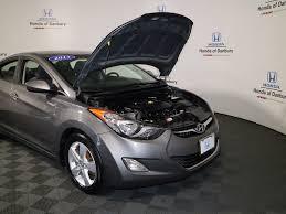 2013 used hyundai elantra 4dr sedan automatic gls at honda of