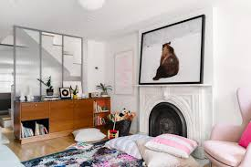 interior design ideas narrow fort greene townhouse transformed interior design ideas brooklyn grt architects fort greene
