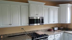 White Dove Kitchen Cabinets Kammes Colorworks Inc St Charles Il Cabinet Refinishing And