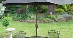 Paint Patio Umbrella Refresh A Faded Outdoor Umbrella With Spray Paint Hometalk