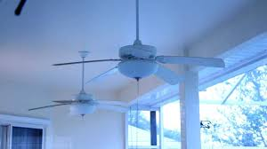 gazebo fan with light hton bay gazebo back porch ceiling fans with altura light kits