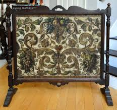 Hand Painted Fireplace Screens - coffee tea tables dining tables game tables ornate mirrors