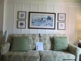 Boardwalk Villas One Bedroom Floor Plan by Walt Disney World Deluxe Villa Accommodations Dadfordisney