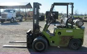 clark c500 ys60 forklift item bb9068 sold december 16 v