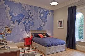 hockey bedrooms boys hockey bedroom kids contemporary with world map themed wall
