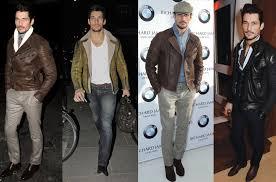 5 ways to dress like david gandy best looks british gq