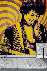22 best music wall murals images on pinterest music wall photo jimi wall mural wallpaper