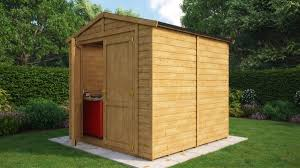 16 x 12 garden sheds project timber
