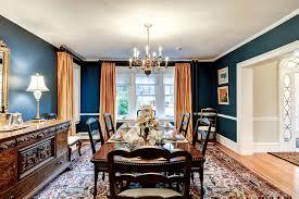 Navy Blue Dining Room Dining Room Traditional With Navy Blue Walls - Navy blue dining room