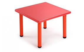 plastic table for buy square activity kids plastic table kidskouch india