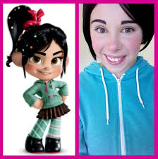 vanellope schweetz costume vanellope schweetz from wreck it ralph alternative disney