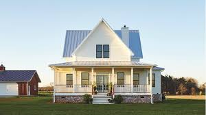 building a farmhouse modern farmhouse designs house plans southern living house plans