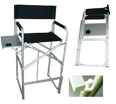 Folding Directors Chair With Side Table Collapsible Directors Chair Mountainboundphotography
