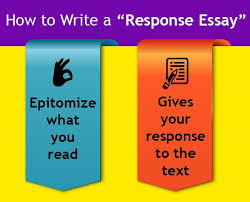 How to Write an Responsive Essay