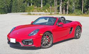 porsche boxster 2016 red 2015 porsche boxster gts road test review the car magazine