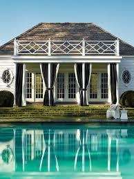 backyard pool cabanas houzz