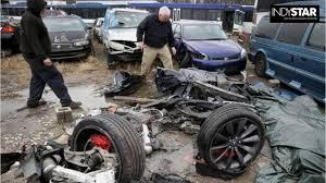 report driver in deadly tesla crash was drunk