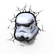chambre wars decor le déco 3d wars stormtrooper acheter vendre sur