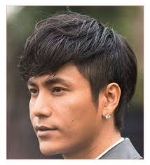best high taper fade with long quiff with mens hairstyles long on