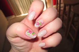 nail art world gallery of nail design spring inspired nails in